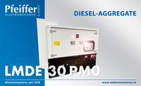 Diesel-Aggregat LMDE-30PMO - Zum Vergrößern klicken