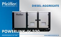 Diesel-Aggregat Powerlink IV - Zum Vergrößern klicken