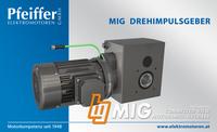 Motor + MIG + Getriebe (connected view), Photocredit: BEGE - Zum Vergrößern klicken