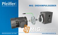 Motor + MIG + Getriebe (exploded view 01), Photocredit: BEGE - Zum Vergrößern klicken