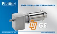 BEGE Edelstahl Getriebe/Motoren Stirnrad GE - Zum Vergrößern klicken