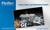 BEGE Edelstahl Getriebe/Motoren Stirnrad GE on-duty - Zum Vergrößern klicken