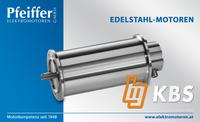 BEGE KBS Edelstahl-Motoren - Zum Vergrößern klicken