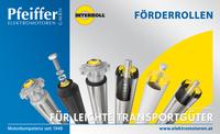 Förderrollen für leichte Transportgüter - Zum Vergrößern klicken