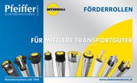 Förderrollen für mittlere Transportgüter - Zum Vergrößern klicken