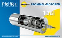 Trommelmotor 138i Schnittdarstellung - Zum Vergrößern klicken