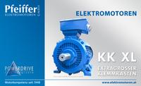 KK-Xlarge | Motoren mit extra großem Klemmkasten - Zum Vergrößern klicken