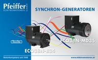 Abb.: Synchron-Generatoren ECO38 - Zum Vergrößern klicken