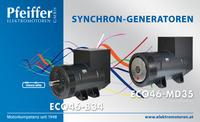 Abb.: Synchron-Generatoren ECO46 - Zum Vergrößern klicken
