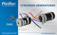 Abb.: Synchron-Generatoren S15W und S16W - Zum Vergrößern klicken