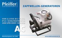 Zapfwellengenerator AC - Zum Vergrößern klicken